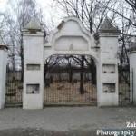 שער בית העלמין בגרודז'יסק