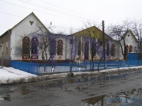 """בית האדמורי""""ם לבית וויזניץ בעיירה וויז'ניצא"""